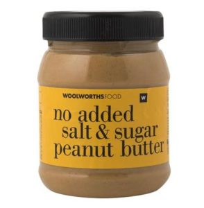 Vegetarian Keto Diet - Peanut Butter