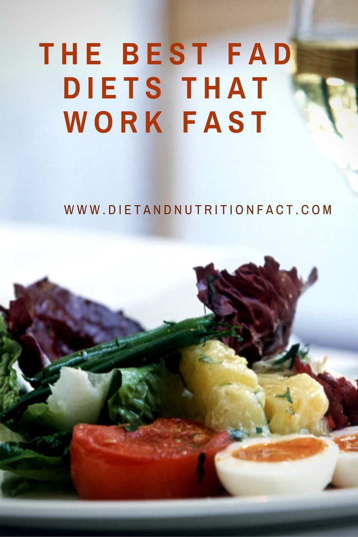 The Real Reason Why The Best Fad Diets Work Fast - Diet ...