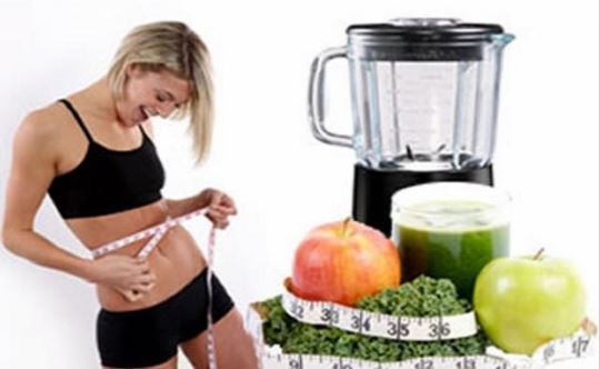 Juicing While Exercising to Lose weight