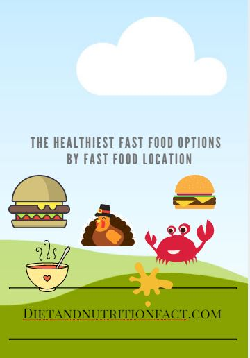 Top 5 Healthiest Fast Food Options