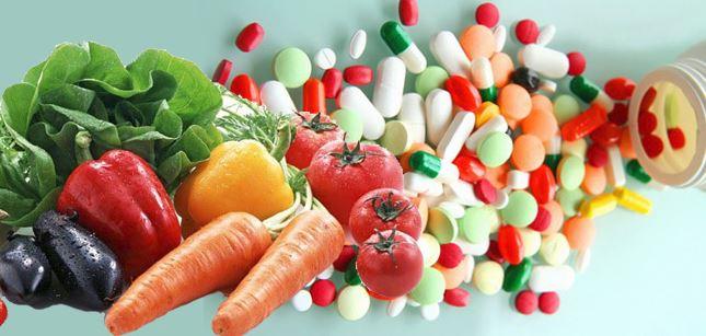 Why Isn't Eating Junk Food Plus Vitamins Equal Health Food?