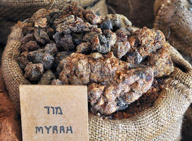 Myrrh Tincture