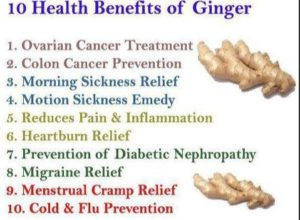 Benefits of Yogi Detox Tea and Ginger